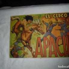 Tebeos: APACHE Nº 10.-EL CERCO. Lote 126748619