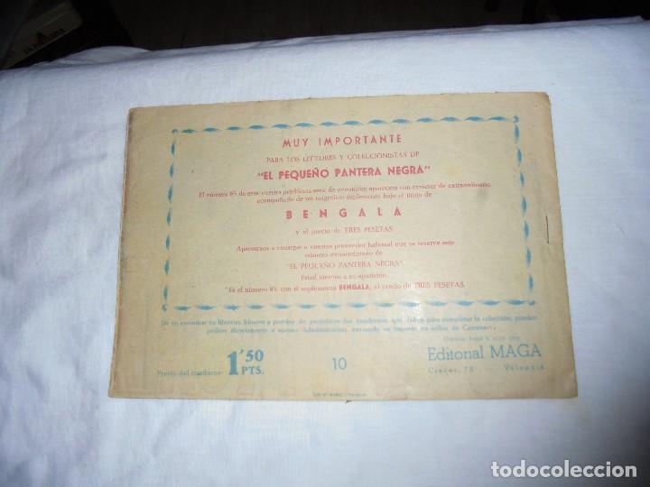Tebeos: APACHE Nº 10.-EL CERCO - Foto 3 - 126748619