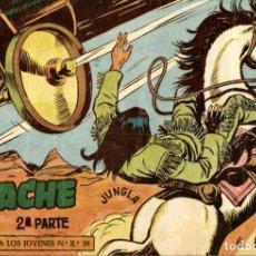 Tebeos: APACHE (2 PARTE)-5 (MAGA, 1960) DE CLAUDIO TINOCO. Lote 126997567