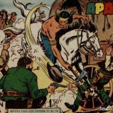 Tebeos: APACHE (2 PARTE)-8 (MAGA, 1960) DE CLAUDIO TINOCO. Lote 126997611