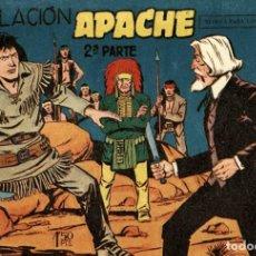 Tebeos: APACHE (2 PARTE)-9 (MAGA, 1960) DE CLAUDIO TINOCO. Lote 126997671