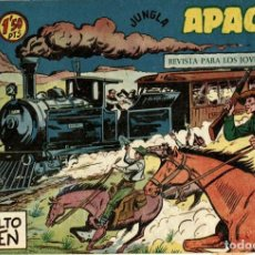 Tebeos: APACHE (2 PARTE)-13 (MAGA, 1960) DE CLAUDIO TINOCO. Lote 126997831