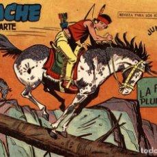 Tebeos: APACHE (2 PARTE)-44 (MAGA, 1960) DE CLAUDIO TINOCO. Lote 126998147