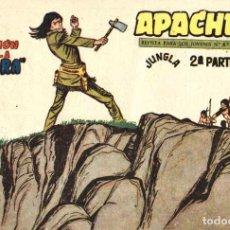 Tebeos: APACHE (2 PARTE)-70 (MAGA, 1960) DE CLAUDIO TINOCO. Lote 126998407