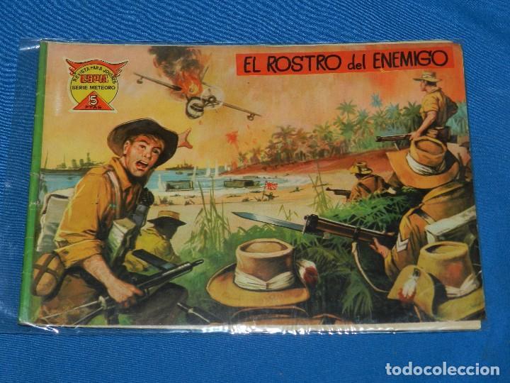 (M3) ESPIA , SERIE METEORO NUM38 , EDT MAGA , SEÑALES D USO (Tebeos y Comics - Maga - Otros)