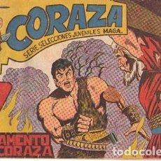 Tebeos: CORAZA (MAGA) Nº 2. Lote 128119575