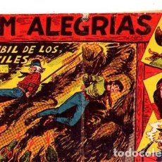 Tebeos: JIM ALEGRIAS (MAGA) Nº 5. Lote 128185919