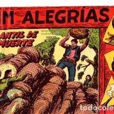 Tebeos: JIM ALEGRIAS (MAGA) Nº 4. Lote 128185963