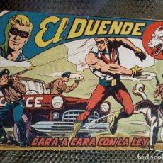 Tebeos: EL DUENDE Nº 7 - ORIGINAL EDT. MAGA 1961 (M 4 ). Lote 128457107