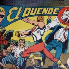 Tebeos: EL DUENDE Nº 8 - ORIGINAL EDT. MAGA 1961 (M 4 ). Lote 128457647