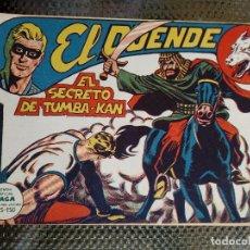 Tebeos: EL DUENDE Nº 12 - ORIGINAL EDT. MAGA 1961 (M 4 ). Lote 128460127