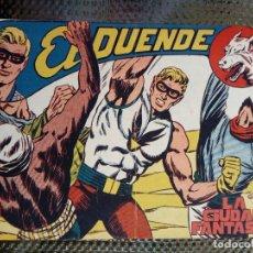Tebeos: EL DUENDE Nº 17 - ORIGINAL EDT. MAGA 1961 (M 4 ). Lote 128463047