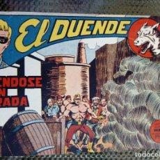 Tebeos: EL DUENDE Nº 24 - ORIGINAL EDT. MAGA 1961 (M 4 ). Lote 128467855
