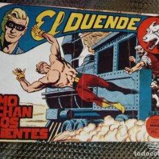 Tebeos: EL DUENDE Nº 25 - ORIGINAL EDT. MAGA 1961 (M 4 ). Lote 128468251