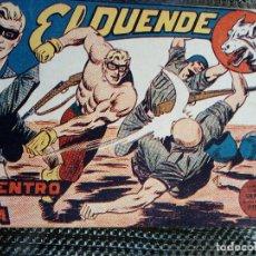 Tebeos: EL DUENDE Nº 28 - ORIGINAL EDT. MAGA 1961 (M 4 ). Lote 128469795