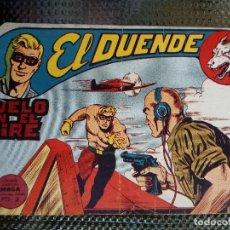 Tebeos: EL DUENDE Nº 29 - ORIGINAL EDT. MAGA 1961 (M 4 ). Lote 128470283