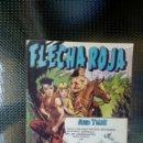 Tebeos: FLECHA ROJA Nº 11 - EDT. MAGA (M 4 ). Lote 128547579
