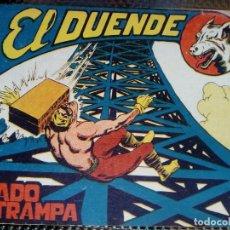 Tebeos: EL DUENDE Nº 31 - ORIGINAL EDT. MAGA 1961 (M 4 ). Lote 128548019