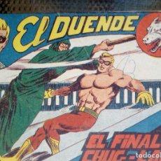 Tebeos: EL DUENDE Nº 32 - ORIGINAL EDT. MAGA 1961 (M 4 ). Lote 128548339