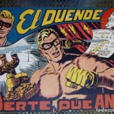 Tebeos: EL DUENDE Nº 33 - ORIGINAL EDT. MAGA 1961 (M 4 ). Lote 128549295