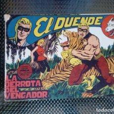 Tebeos: EL DUENDE Nº 36 - ORIGINAL EDT. MAGA 1961 (M 4 ). Lote 128550375
