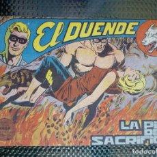 Tebeos: EL DUENDE Nº 42 - ORIGINAL EDT. MAGA 1961 (M 4 ). Lote 128553047