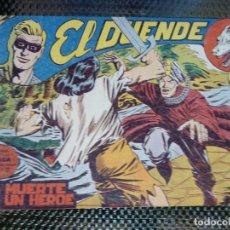 Tebeos: EL DUENDE Nº 44 - ORIGINAL EDT. MAGA 1961 (M 4 ). Lote 128554227