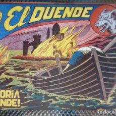 Tebeos: EL DUENDE Nº 46- ORIGINAL EDT. MAGA 1961 (M 4 ). Lote 128555427