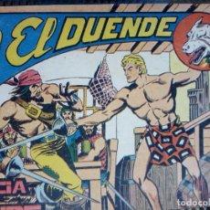 Tebeos: EL DUENDE Nº 47- ORIGINAL EDT. MAGA 1961 (M 4 ). Lote 128555935
