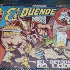 Tebeos: EL DUENDE Nº 48- ORIGINAL EDT. MAGA 1961 (M 4 ). Lote 128556451