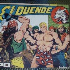 Tebeos: EL DUENDE Nº 49- ORIGINAL EDT. MAGA 1961 (M 4 ). Lote 128556959