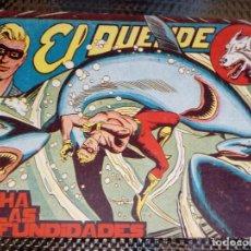 Tebeos: EL DUENDE Nº 50- ORIGINAL EDT. MAGA 1961 (M 4 ). Lote 128557499