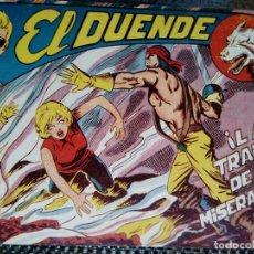 Tebeos: EL DUENDE Nº 51- ORIGINAL EDT. MAGA 1961 (M 4 ). Lote 128558027