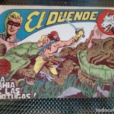 Tebeos: EL DUENDE Nº 52- ORIGINAL EDT. MAGA 1961 (M 4 ). Lote 128558699