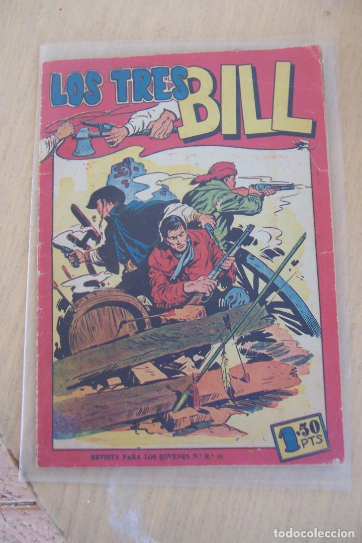Tebeos: maga los tres bill y sus series hacha y espada-aquiles-imbatidos etc. - Foto 9 - 35237705