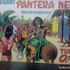 Tebeos: PEQUEÑO PANTERA NEGRA Nº 321 - ORIGINAL EDT.MAGA 1958 (M -5). Lote 128644659