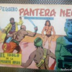 Tebeos: PEQUEÑO PANTERA NEGRA Nº 320 - ORIGINAL EDT.MAGA 1958 (M -5). Lote 128644991
