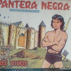 Tebeos: PEQUEÑO PANTERA NEGRA Nº 228- ORIGINAL EDT.MAGA 1958 (M -5). Lote 128657407