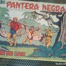 Tebeos: PEQUEÑO PANTERA NEGRA Nº 206- ORIGINAL EDT.MAGA 1958 (M -5). Lote 128657931