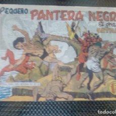 Tebeos: PEQUEÑO PANTERA NEGRA Nº 170- ORIGINAL EDT.MAGA 1958 (M -5). Lote 128660559