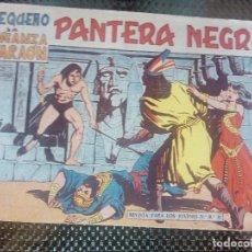 Tebeos: PEQUEÑO PANTERA NEGRA Nº 167- ORIGINAL EDT.MAGA 1958 (M -5). Lote 128661011