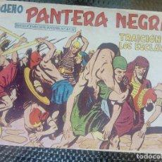 Tebeos: PEQUEÑO PANTERA NEGRA Nº 166- ORIGINAL EDT.MAGA 1958 (M -5). Lote 128685027