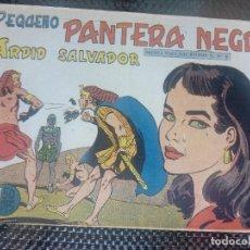 Tebeos: PEQUEÑO PANTERA NEGRA Nº 164- ORIGINAL EDT.MAGA 1958 (M -5). Lote 128685143