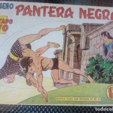 Tebeos: PEQUEÑO PANTERA NEGRA Nº 163- ORIGINAL EDT.MAGA 1958 (M -5). Lote 128716271