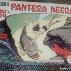 Tebeos: PEQUEÑO PANTERA NEGRA Nº 155- ORIGINAL EDT.MAGA 1958 (M -5). Lote 128718743