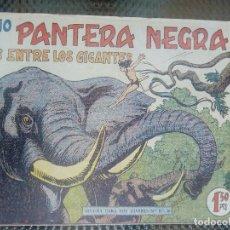 Tebeos: PEQUEÑO PANTERA NEGRA Nº 154- ORIGINAL EDT.MAGA 1958 (M -5). Lote 128718975