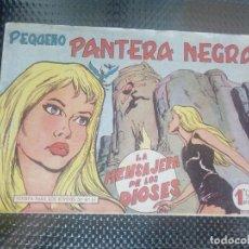 Tebeos: PEQUEÑO PANTERA NEGRA Nº 129- ORIGINAL EDT.MAGA 1958 (M -5). Lote 128721515