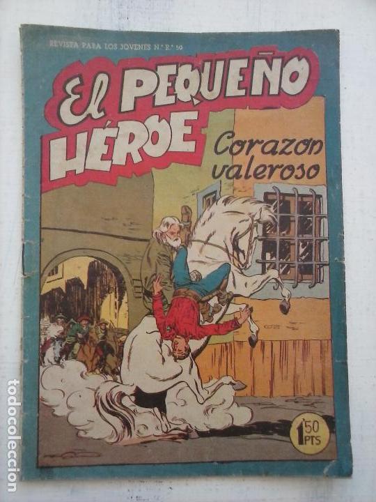 EL PEQUEÑO HÉROE ORIGINAL Nº 24 EDI. MAGA (Tebeos y Comics - Maga - Pequeño Héroe)