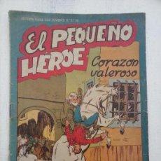 Tebeos: EL PEQUEÑO HÉROE ORIGINAL Nº 24 EDI. MAGA. Lote 129078847