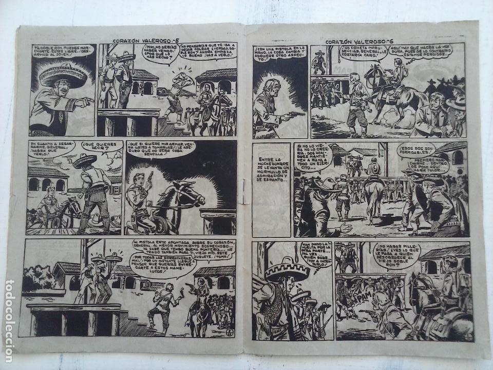 Tebeos: EL PEQUEÑO HÉROE original nº 24 edi. MAGA - Foto 2 - 129078847